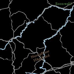 Hunsrück Hochwald Karte.Nationalpark Hunsrück Hochwald Nationale Naturlandschaften