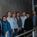Kick-off-Projektpartnertreffen in der Geschäftsstelle von EUROPARC Deutschland e.V., Berlin