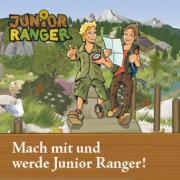 Mach mit und werde Junior Ranger!