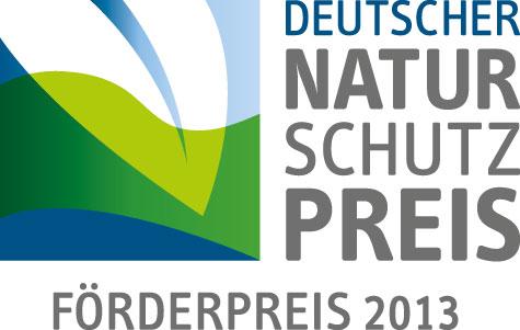 Logo Deutscher Naturschutzpreis