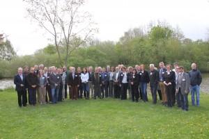 Mitglieder von EUROPARC Deutschland auf der Mitgliederversammlung in Stadland-Seefeld im Nationalpark Niedersächsisches Wattenmeer (Quelle: EUROPARC Deutschland)