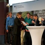 Junior-Ranger-Programm von Bundesumweltministerin Dr. Hendricks als UN-Dekade Biologische Vielfalt Projekt ausgezeichnet.