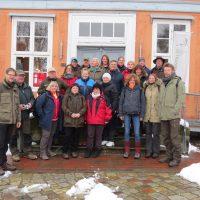 Gruppe der Freiwilligenkoordinatoren