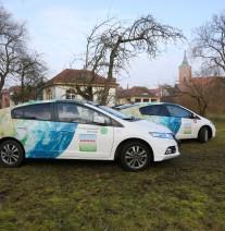 Sponsoringfahrzeuge für die Deutschen UNESCO-Biosphärenreservate